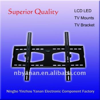 "32""~55"" Screen, Tilted Plasma TV Wall Bracket, Superior Quality"