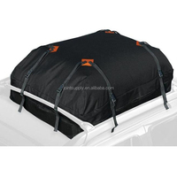 JT-V0202-5 waterproof polyester roof top cargo rack carrier/ roof top travel storage bag cargo carrier/car roo top bag
