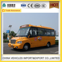 china daewoo school higer mini bus model new color design for sale