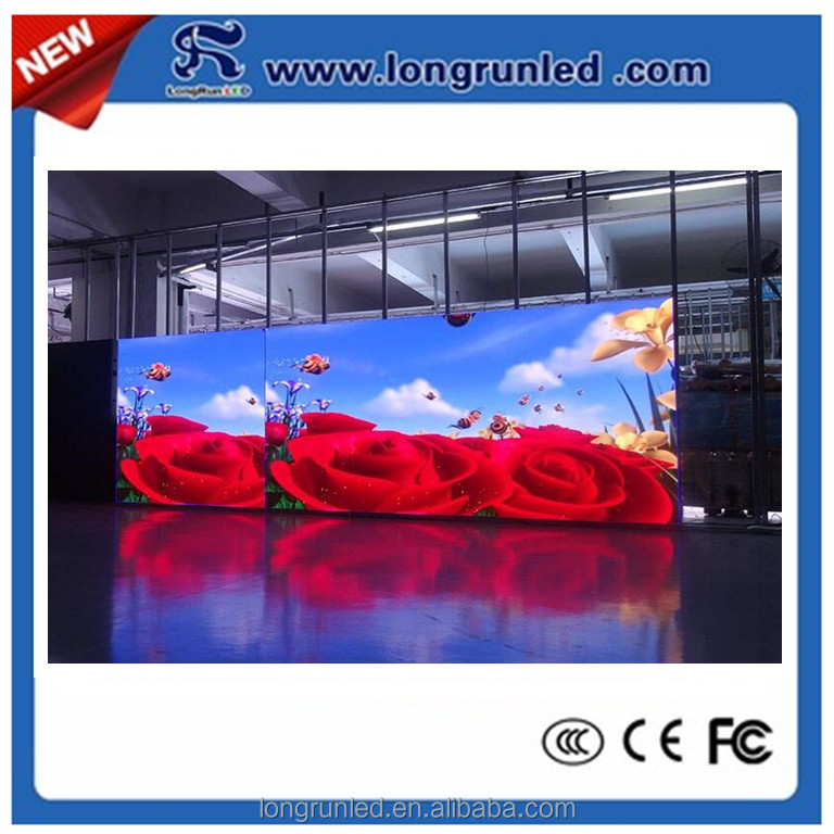 Full Color free xxx movie Indoor led display sexy video displays panel LED billboard modules SMD advertising display