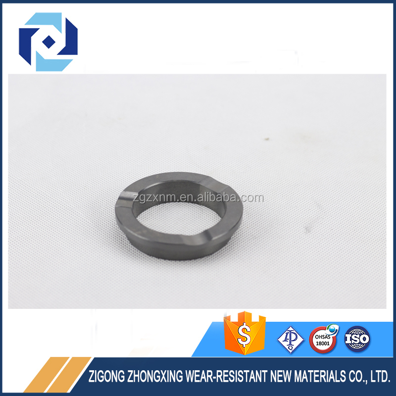 Tungsten Carbide Axle Sleeve/Shaft Sleeve/Wearing Sleeve With Anti-Thrust Function (For Submerged Oil Pump)