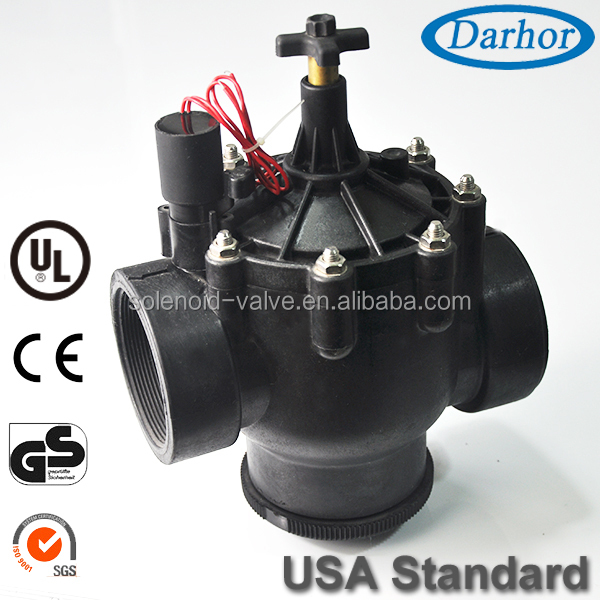 For irrigation system agriculture solenoid valve