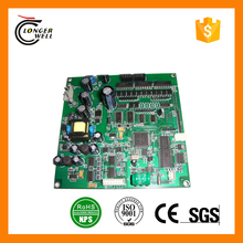 Integrated Circuit Board Fire Alarm System PCBA