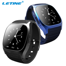 2015 New Bluetooth Smart Watch M26 WristWatch m26 Watch for iPhone 5S Samsung S4/Note 2/Note 3 Android Phone Smartphones