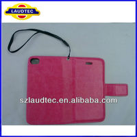 Wallet Stand Flip PU Leather Case Cover for iPhone 5C