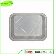 China factory price aluminum foil container aluminum foil trays for microwave oven