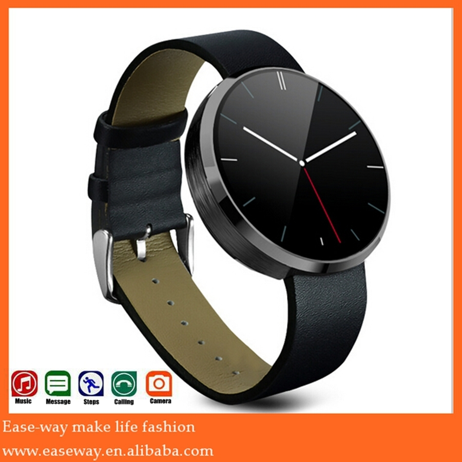DM360 fashional smart watch phone avatar et-1iwith booth camera , sleeping monitor smart watch