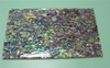 New Zealand paua shell sheet for nail abalone shell paper
