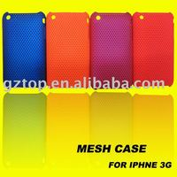 MESH CELL PHONE CASE FOR IPHONE 3GS/3G