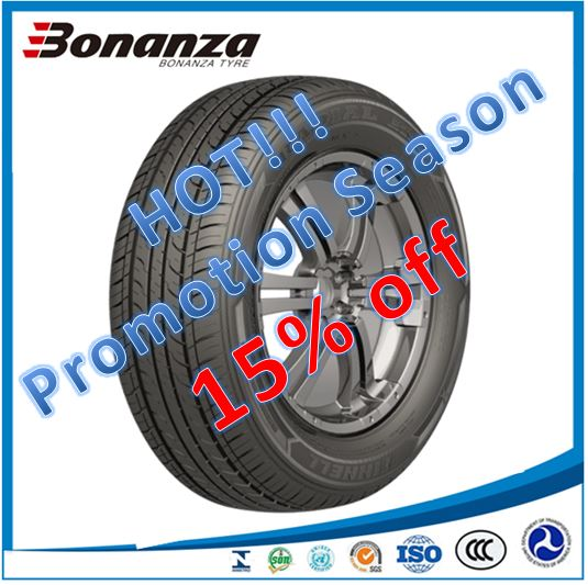 Hot ! 15% off Wholesale New Car tyre from factory in China 235/45ZR17