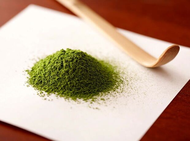 New Premium Organic Matcha Green Tea Powder