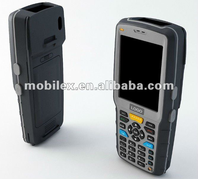 Data Capture barcode,Portable data collector,UHF RFID data collector(MX8880)