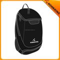 Black Simple Good Taste Waterproof Travel Sports School Backpack