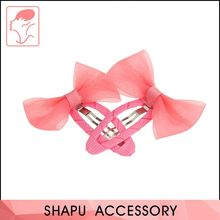 Best Prices Excellent Quality Big Bow Hair Accessories Eco Friendly Hair Bow For Girls