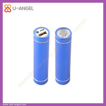 Real capacity cylinder rohs bulk buy power bank with replaceable battery