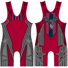 Stan Caleb team wear jersey custom hot sale sublimation ccollege wrestling singlets
