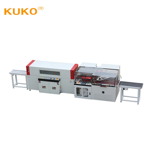Writing Paper Automatic Medium Speed Shrink Wrap Machine