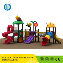 Factory price kids outdoor playground items used outdoor playground equipment