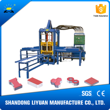 road construction equipment building and construction equipment QTF3-20 concrete block and pavers manufacturer