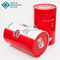 Large Round Paper Cardboard Tubes For Car Components Gift Paper Box