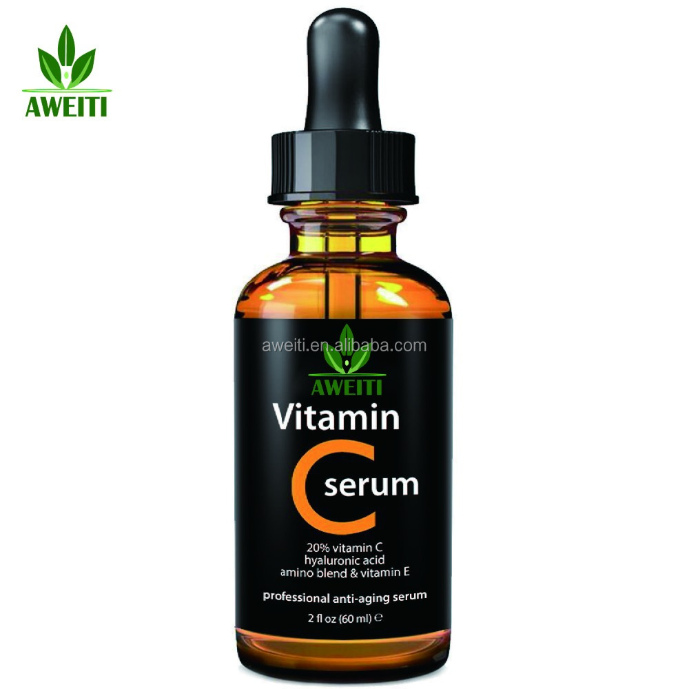 Private Label Organic Vitamin C Serum For skin