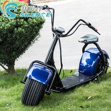Guaranteed quality proper price electric citycoco scooter electric mobility scooter city motorcycle