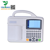 YSECG-03B Top selling 5 inch color LCD 3 leads portable EKG devices ECG machine unit
