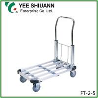 Yee Shiuann Small Size Light Aluminum Foldable Hand Trolley Cart