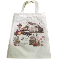 Cotton Canvas promotion bag