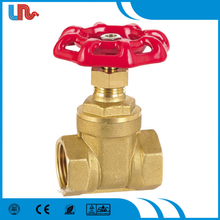 Longrun 583 New Design High Quality Stem Brass Water Gate Valve