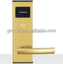 2016 different kind of locker best hotel lock,RF card door lock