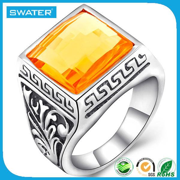 Wholesale Alibaba Turkish Silver Rings For Men