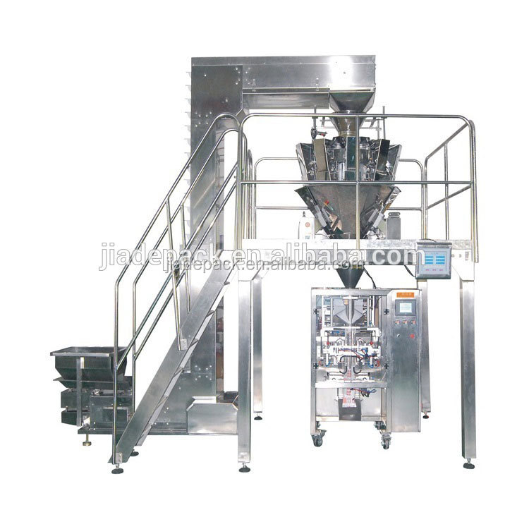 Automatic gummy bear candy packing machine