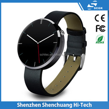2016 Hot Sale Product Waterproof BT 3.0+4.0 Wifi Smart Watch with Various Dial Shows