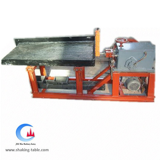Gold detecting machine small laboratory shaking table for alluvial gold