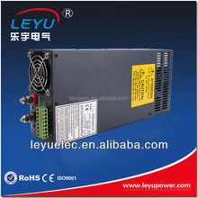 SCN-1500-48V CE RoHS approved Parallel Function Power Supply 48V 1500W SMPS