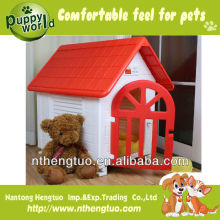 Different plastic dog house/ pet kennel/garden house for dogHTH030