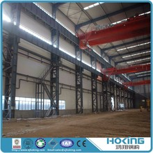 design manufacture workshop warehouse steel structure building with AWS/ISO Certification