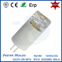 Chinese Factory Supply Kinds Of Miniature Lamp 12V 15W
