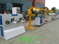 plastic filament machine extruder line