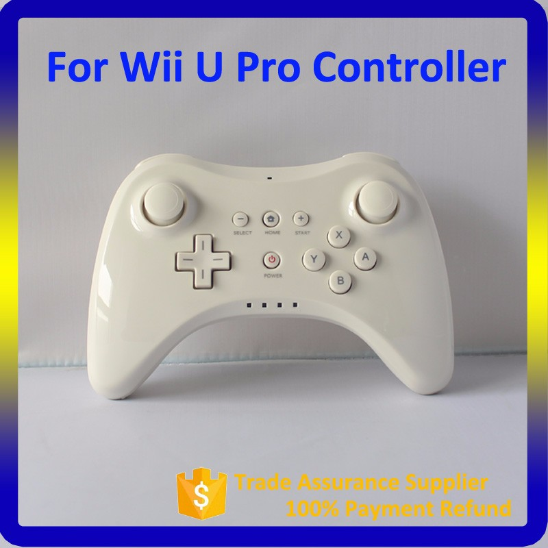 2016 Consumer Electronics Bluetooth Wireless Controller For Wii U