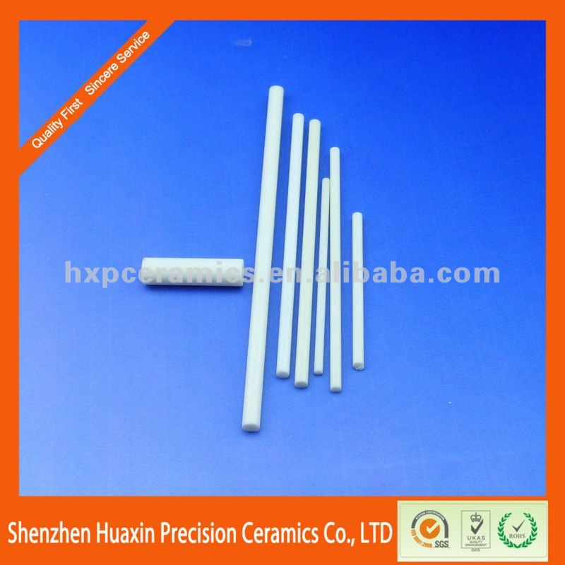 Refractory ceramic products 95% al2o3 alumina ceramic rod