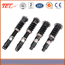 TEI 32 Ways Damping and Height Adjustable coilover suspension kits with High Durability for All Cars