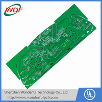 2016 High Quality CE UL tv lcd smt pcb assembly