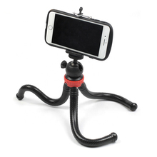 FT-07 Leadwin 2018 Top Sale Flexible Mini Tripod Stand High Quality Gorillapod For <strong>Mobile</strong> <strong>Phone</strong> And Card Camera