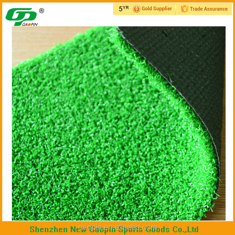 High quality factory price artificial grass display