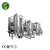 1500l Turnkey Beer Brewing System
