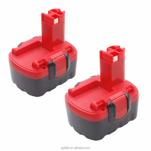 Bosch 14.4V replacement power tool battery 2000mAh NI-MH/CD ,customer want best seller battery for bosch handing tools