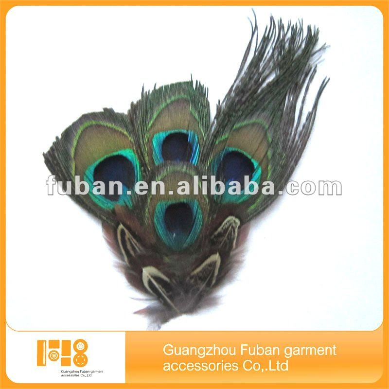 2014 wholesale charming peacock feather decorative headbands