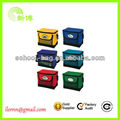wholesale deft colorful mini double cooler bags